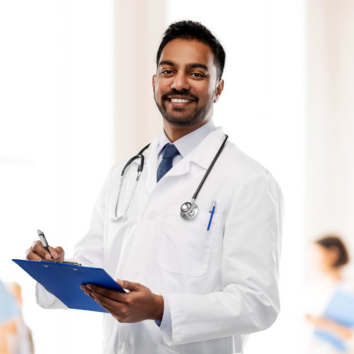 ENT clinician